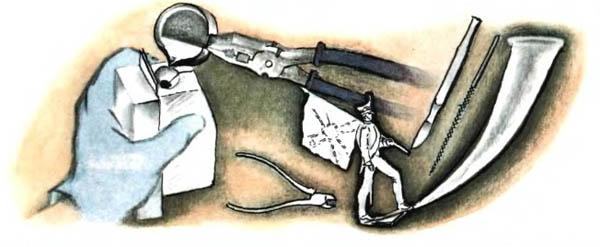 Рождение воина: изготовление оловянного солдатика